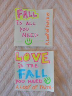 Adaptaciones de LOVE IS ALL YOU NEED, de The Beatles.  Microfibra y resaltador.