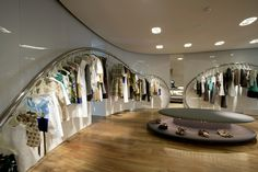 The original Madrid store before it was redesigned in Marni, Interiors, Boutique, The Originals, Store, Clothing, Shopping, Design, Women