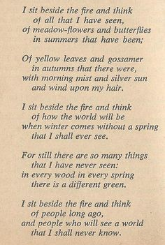 One of my absolute favorite poems of all time.