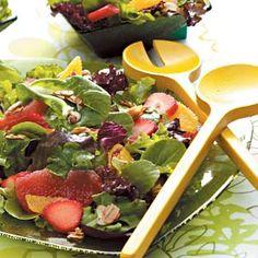 Mixed Greens and Citrus Salad