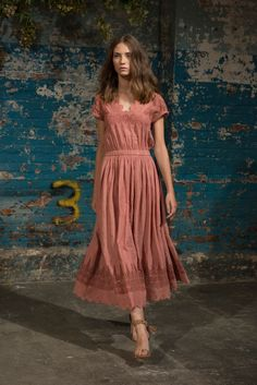 Ulla Johnson Spring 2016 Ready-to-Wear Fashion Show
