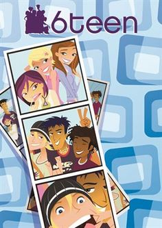 6Teen - Season 1 (2004) Television - hoopla digital