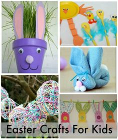 Easter Crafts For Kids #Easter #Craft