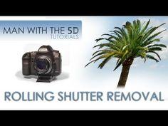 ▶ Get Rid of Rolling Shutter on DSLR Video - YouTube