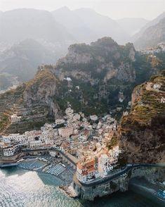 "this-beautiful-life: ""Amalfi Coast, Italy Photography by Ema Zola "" #italyphotography #ItalyPhotography"