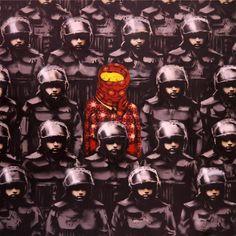 Banksy...! *^