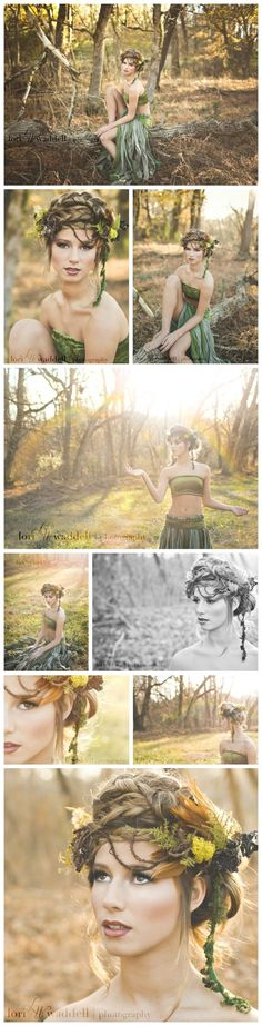 Image result for ideas for enchanted photo shoot