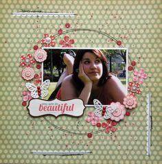 Beautifuul - Scrapbook.com