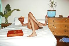 "As the saying goes, ""Pizza is a lot like sex. When it's good, it's really good. When it's bad, it's still pretty good."" Australian photographer and creative Sarah Bahbah has taken this notion to a whole new level with here series #SEXandTAKEOUT. According to Sarah, ""Sex and Takeout was inspired while I was travelling the States with..."