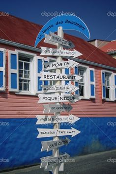 Caribbean, St. Barts, St. Barthelemy, Gustavia