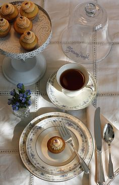 Afternoon Tea Chez Epi :-) | Flickr - Photo Sharing!