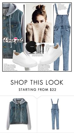 """""""Women fashion,Rosegal 88."""" by sajra-de ❤ liked on Polyvore featuring Chanel"""