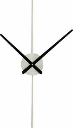 axis hanging wall clock  | CB2