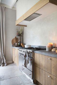 5 tips om een echte woonkeuken te creëren