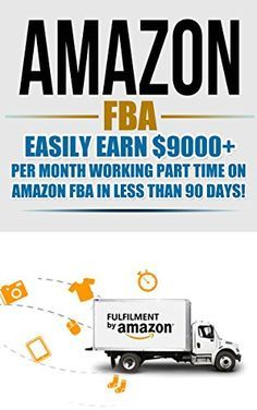 Amazon FBA: Easily Earn $9,000+ Per Month Working Part Time On Amazon FBA in Less Than 90 Days! (amazon fba, selling on amazon, amazon fba business, amazon ... selling secrets, how to sell on amaz) on http://Thamica.com/amazon-fba-easily-earn-9000-per-month-working-part-time-on-amazon-fba-in-less-than-90-days-amazon-fba-selling-on-amazon-amazon-fba-business-amazon-selling-secrets-how-to-sell-on-amaz/