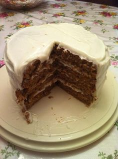 ... of Cake on Pinterest | Carrot cakes, Layer cakes and Gooey butter cake