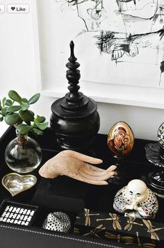 Ebony and Ivory is Classic This is our most sophisticated color pairing. It adds power to whatever room it is in. If you love black and whi...
