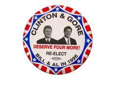 1996 Headline: Bill Clinton Wins Presidency, First Democrat Reelected Since FDR