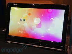 ViewSonic unveils VSD240 smart display running Android 4.1