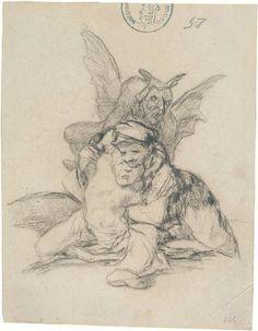 Goya en El Prado: El diablo los junta