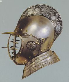 Fencing helm I want to make