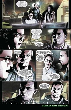 You really have no idea how rich his family is, do you? #Arrow new episode @amellywood @david_ramsey @EmilyBett TOMORROW all new!