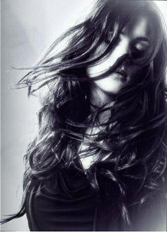 Andrea - female model at Le Management