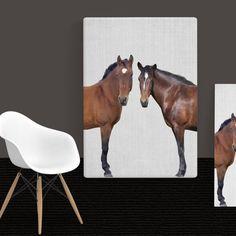 SALE Animal Nursery Art Horse Photo Farm by TrendingArtPrints