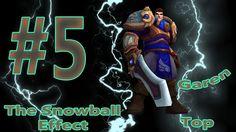 #5 | Garen | Snowball effect | 1st Play