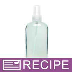 Use this spray in any room of your home to bring in a little springtime.  This can also be sprayed on your silk or dried flower arrangements to freshen them up.