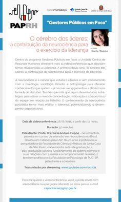 Informação presta: leia os arquivos do blog: O CÉREBRO DOS LÍDERES// GESTORES PÚBLICOS EM FOCO....
