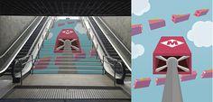 Swab Stairs - Swab Barcelona