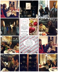 "Bugo's Staff Christmas Party! a wonderful visit and cocktail party at the ""Graham's Port Wine Cellar""."