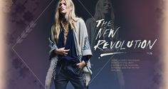 The New Revolution- Free People   Forever Boho