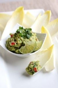 Game Day Guacamole - Not just for game day. Anytime friends are over for dinner, we make some to accompany fresh-cut veggies as dip. Yum! #paleo