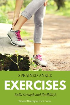 These exercises are ideal to build ankle strength and flexibility, especially when used alongside the Sinew Therapeutics liniments and soaks.
