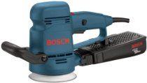 Bosch 3107DVS 3.3 Amp 5-Inch Random Orbit Sander/Polisher with Dust Canister