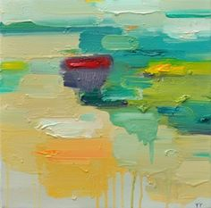 AN ABSTRACT GICLEE.