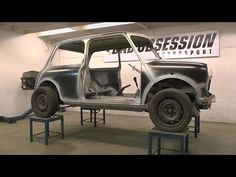 Project Binky - Episode 13 - Austin Mini GT-Four - Turbocharged Mini… Binky, Rally Car, Antique Cars, Challenges, Racing, Adventure, Projects, Youtube, Vintage Cars