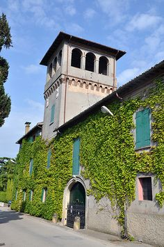 Tenuta Amalia, Villa Verucchi (Rn) - Gea Della Garisenda  #TuscanyAgriturismoGiratola
