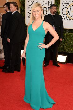 Reese Witherspoon-Globos de Oro 2014