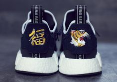 75d901d73 INVINCIBLE taps Japanese streetwear brand NEIGHBORHOOD and adidas Originals  for their newest adidas NMD collaboration. The sneaker is inspired by adidas