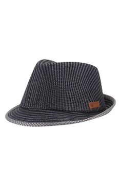 Ben Sherman Straw & Cotton Trilby available at #Nordstrom