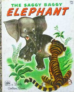 The Saggy Baggy Elephant:グスタフ・テングレン http://twin-rabbit.com/?pid=79052382