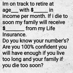 Life Insurance Agent, Life Insurance Quotes, Term Life Insurance, Insurance Humor, Financial Tips, Financial Literacy, Financial Planning, Believe In God Quotes, Insurance Marketing