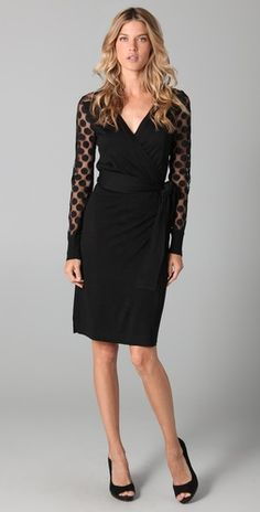 15d82088e7de7 Diane Von Furstenburg - love this dress! So pretty on and so comfy! Vestido