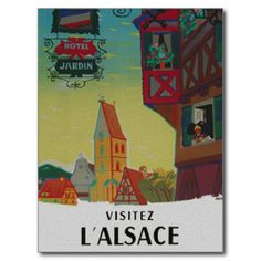 >>>This Deals          	Visitez L'Alsace France ~ Vintage French Travel Ad Post Cards           	Visitez L'Alsace France ~ Vintage French Travel Ad Post Cards Yes I can say you are on right site we just collected best shopping store that haveHow to          	Visitez L'Alsace France...Cleck link More >>> http://www.zazzle.com/visitez_lalsace_france_vintage_french_travel_ad_postcard-239287579421005731?rf=238627982471231924&zbar=1&tc=terrest