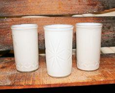 Mini White Bud Vase #budvase #milkglass #floraldisplay #partyideas #eventrentals #weddingdecor #centerpieces #propsforhirepuyallup