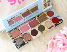 The two theBalm Holiday 2015 palettes I hope the holidays are hella balm, girl, because you know what!? YOU DA BALM. You da balm dot com! The balm...? Get