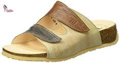Think Mizzi, Mules Femme, Marron (Lion 53), 41 EU - Chaussures think (*Partner-Link)